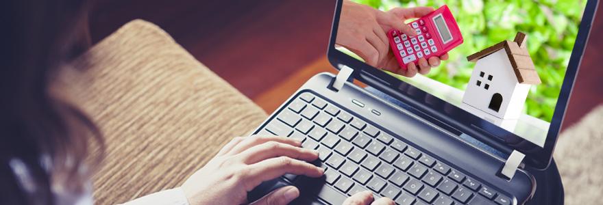 prêt immobilier en ligne